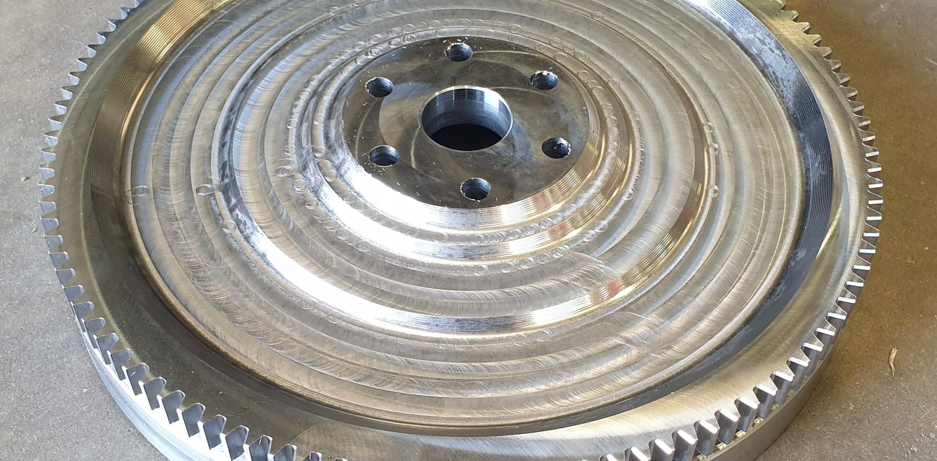 Machined Flywheel