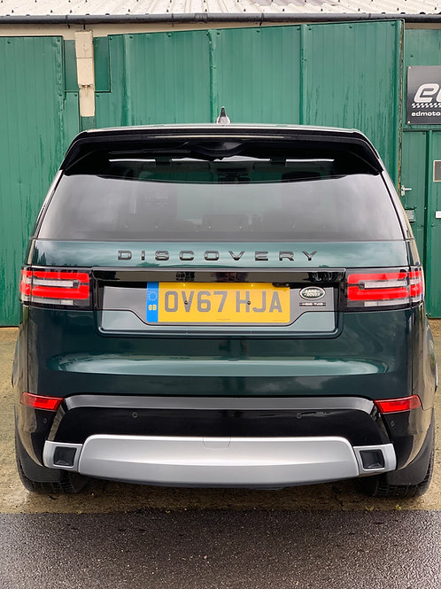 Discovery '5' Symmetrical Tail-gate Insert