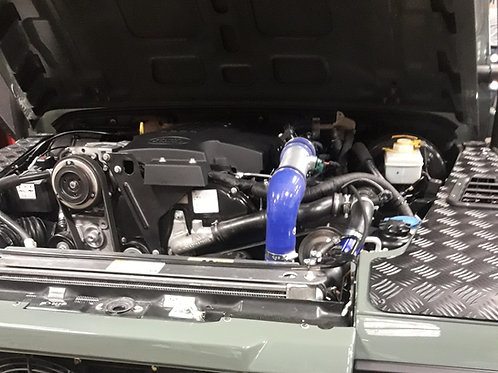 Engine Conversion 3.2 TDi5