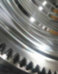 Flywheel polished JEEngineering