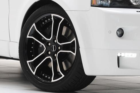 Startech Wheels White Evoque