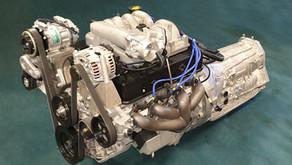 JE 4.8 litre fuel injection