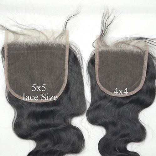 "5x5"" Lace Closure"