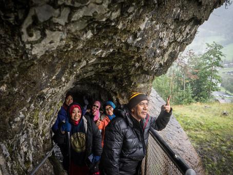 Pengalaman Kapten Pengembaraan Switzerland Alps : Bahagian VII