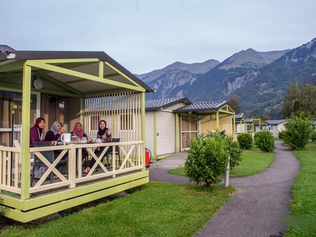 Pengalaman Kapten Pengembaraan Switzerland Alps : Bahagian VI
