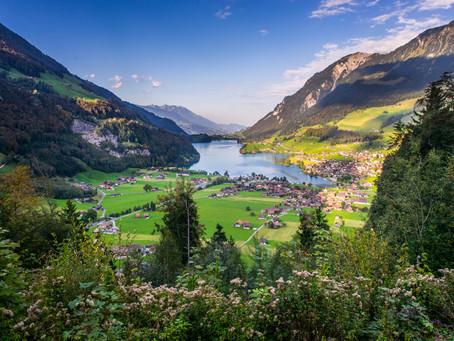 Pengalaman Kapten Pengembaraan Switzerland Alps : Bahagian I