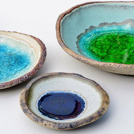 Rock pool dishes
