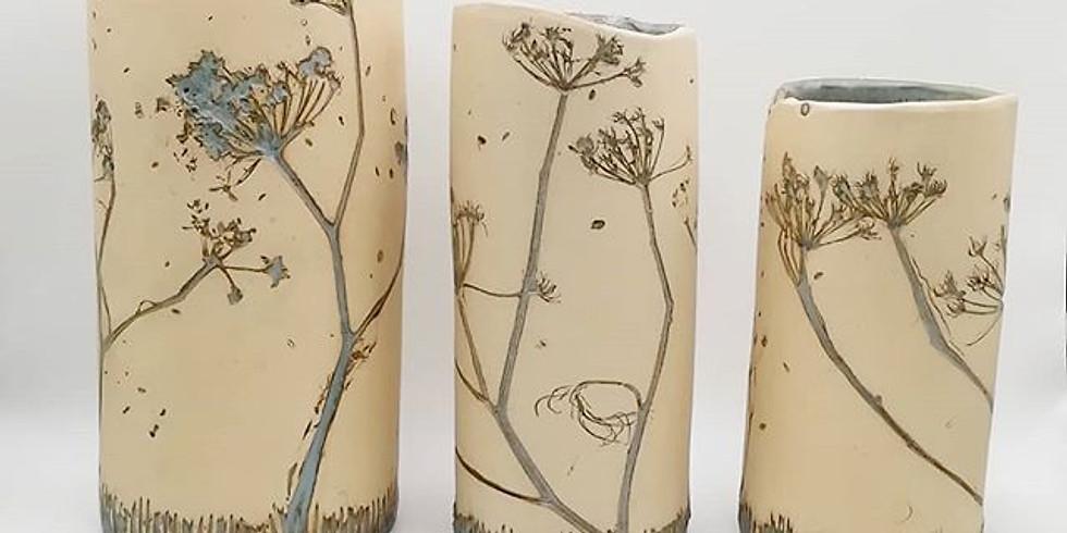 Ceramics Workshop - make your own (huge) vase
