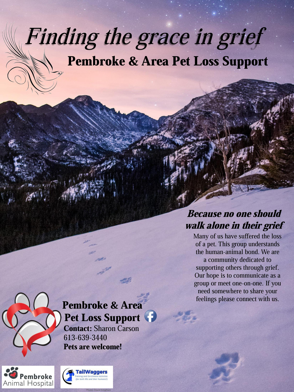 Pembroke & Area Pet Loss Support