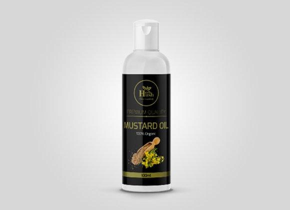HerbHush Mustard Oil