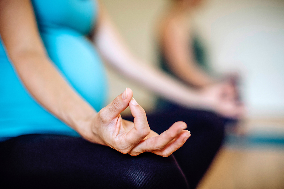 Yoga Schwangere