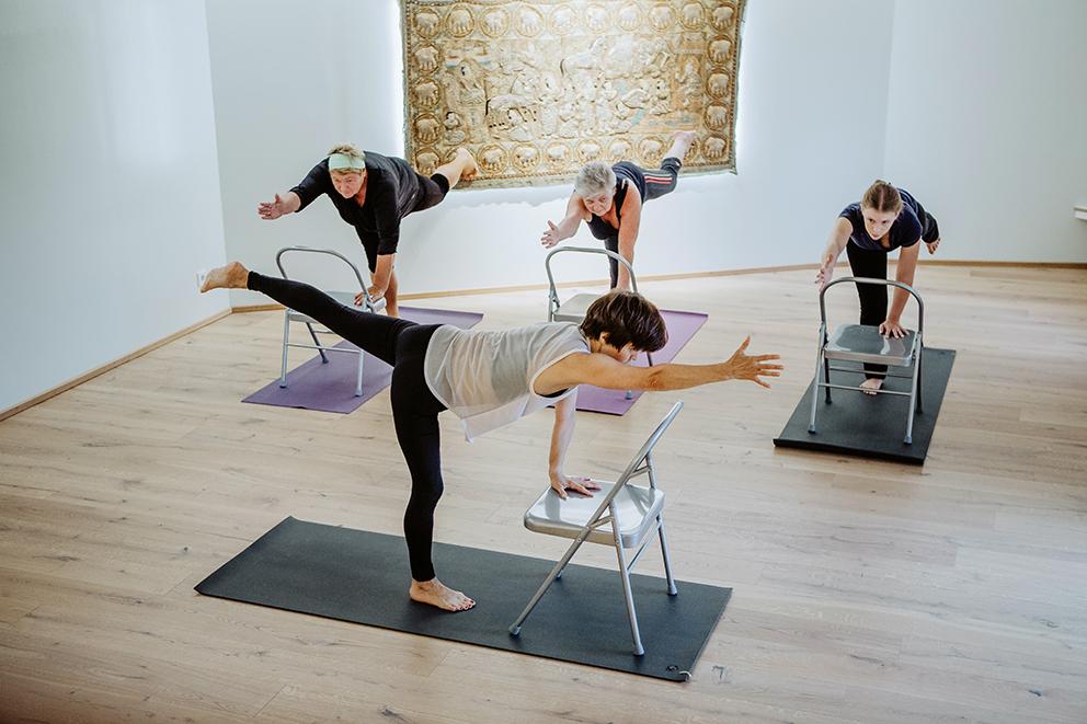 Ashtanga Yoga Senioren