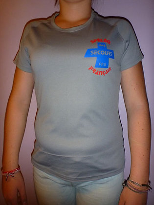 "Tee shirt ""Technique"" - Réf. TST"
