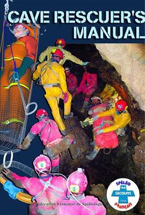 Cave rescuer's manual - Réf. en