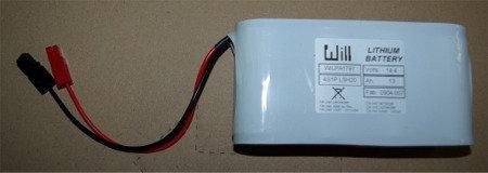 Piles lithium pour TPS - Réf. pile