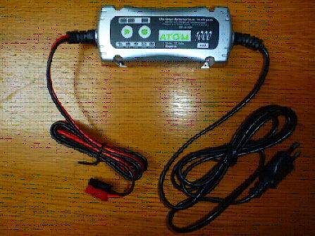 Chargeur automatique Pb-gel - Réf.Char