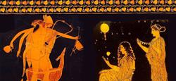 The Greek Myth Recital Project