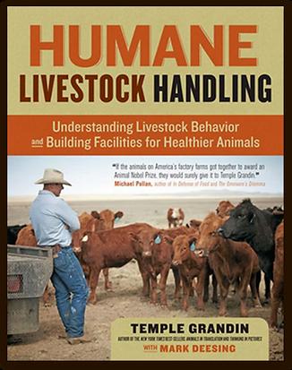 Humane Livestock Handling Cattle Corral