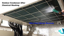 Chemical Wash Condenser unit