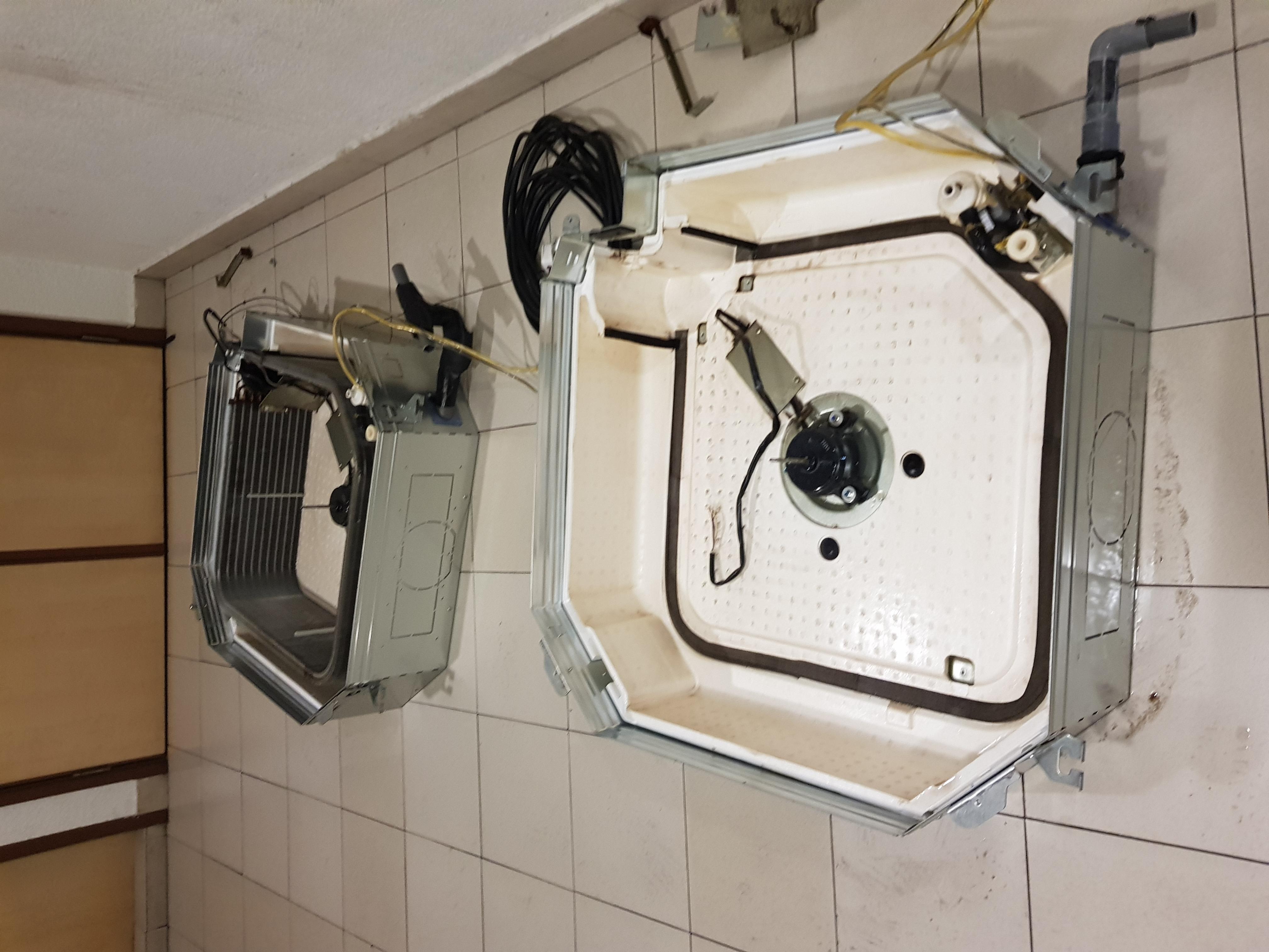 Chemical Overhaul Ceiling Cassette