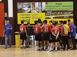 CH Palautordera 37 - 28 Juvenil Masculí