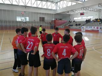 BM Pau Casals 28-30 Infantil vermell