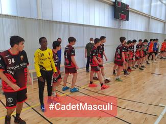 CH Sant Andreu Pegaso 33 - Cadet Masculí Negre 28