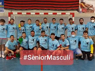 Copa Federació 1a Catalana Sènior Masculina-Final del 5è al 8è lloc.40 Sènior Masculí 38 CH Poblenou