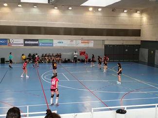 Cadet Fem 26 - 16 CH Sant Andreu