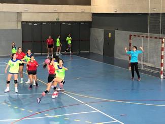 Cadet Femení 29-32 CH Sant Joan Despí C