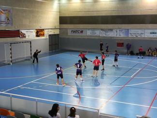 Infantil Negre 31-21 Club Handbol Castellbisbal