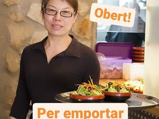 JUNTS MÉS FORTS amb @restaurantekaiseki