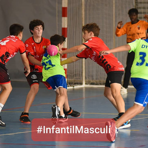 Segona Catalana Infantil Masculina-1a Fase-C36 Infantil Masculí11 Sant Joan Despí C