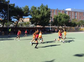 CH Sant Andreu 12 - 4 Aleví Femení Expert