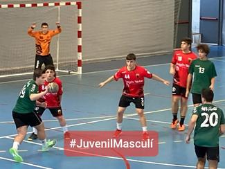 Juvenil Masculí 27 -  Espanyol-Safa Horta 28
