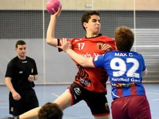 Infantil masc 28 - 21 Handbol Gavà B