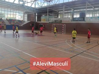 Campionat de Catalunya Aleví Mixt-Nivell 1-2a Fase.9 CH La Garriga7 Aleví Masculí Expert
