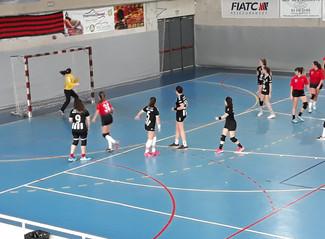 Cadet Femení 21-17 CH Sant Cugat