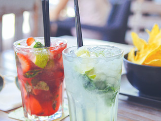 Want a Cocktail But Not the Calories?  Try These 3 Tasty Mocktails