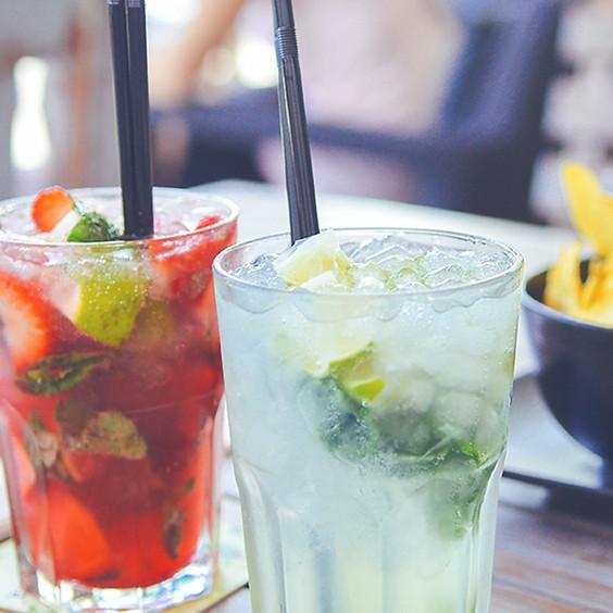 Spring Gin Cocktails