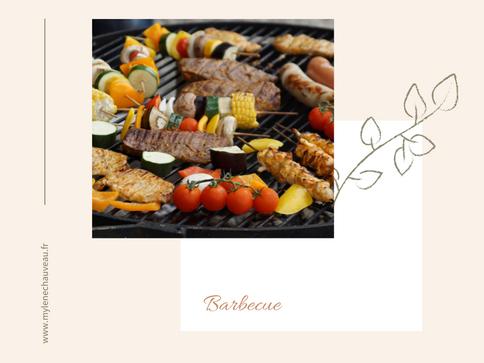 Barbecue - entre équilibre & plaisir