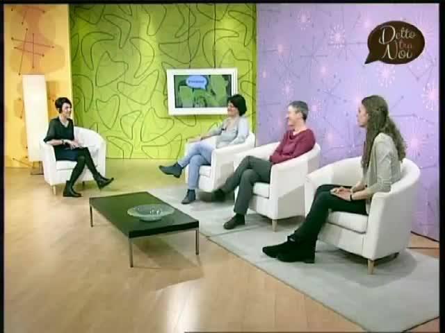 Live(!)-Interview auf TRC im Morgenfernsehen des TV-Senders von Emilia Romagna