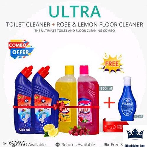 Floor & Toilet Cleaner Great Combo Offer