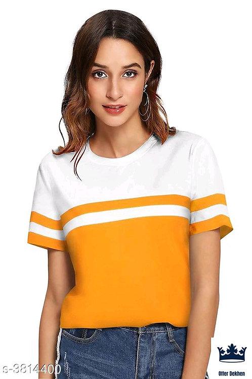 Adrika Stylish Cotton Women's T-ShirtsVol 1