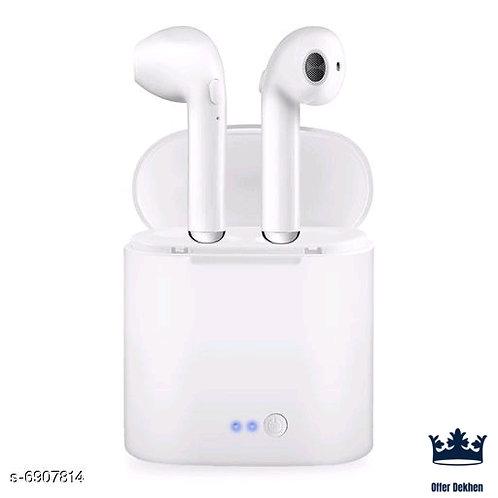 In Ear Wired Bluetooth Earphone