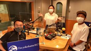 FM YOKOHAMA「ヨコハマウォーカーラジオ」で紹介(2021.7.10)