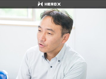 ウェブメディア「HERO-X」で紹介