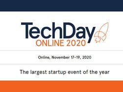 [オンライン]Tech Day 2020に出展します(11/17-11/19)