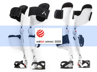 「Red Dot Award:Product Design 2020」を受賞