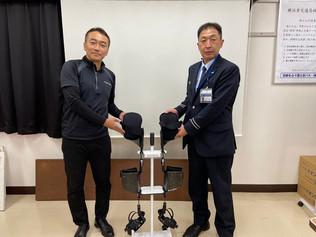 アシストスーツ「アルケリス」が横浜市の行政現場に導入されました